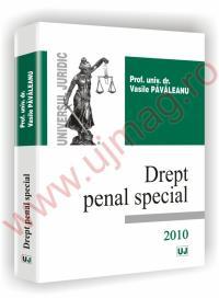 Drept penal special - Vasile Pavaleanu