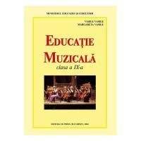 Educatie muzicala. Manual pt clasa a IX-a - Vasile Vasile, Margareta Vasile