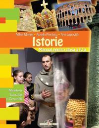 Istorie, manual pentru clasa a IV-a - Mihai Manea, Aurelia Fierascu, Ana Lapovita
