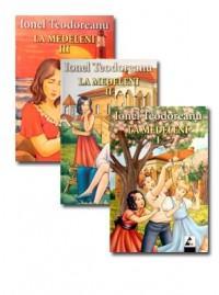La medeleni - trei volume - Ionel Teodoreanu