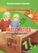 Matematica - Exercitii si probleme - clasa a V-a - Gheorghe Adalbert Schneider