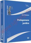 Prolegomene juridice - Ion Deleanu