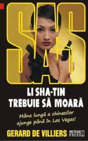 SAS 122: Li Sha-Tin trebuie sa moara - Gerard de Villiers