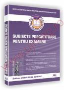 Subiecte pregatitoare pentru examene - ***