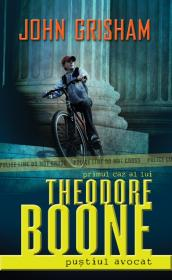 Theodore Boone: Pustiul avocat - John Grisham