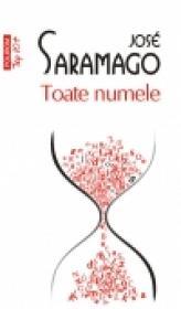 Toate numele (Editia 2011) - Jose Saramago