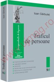 Traficul de persoane - Ioan Garbulet