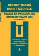 Tratat de psihanaliza contemporana vol. 3. Cercetare - Helmut Thomae, Horst Kaechele