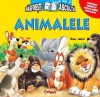 Animalele (Rasfoieste si asculta) - Tony Wolf
