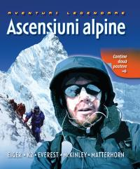 Ascensiuni alpine - John Cleare