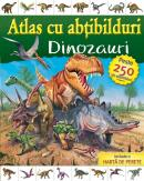 Atlas cu abtibilduri - Dinozauri - Sofija Stefanovic