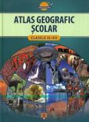 Atlas geografic scolar - clasele IX-XII - ***