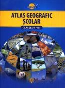 Atlas geografic scolar - clasele V-VIII - ***