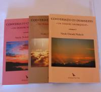 Conversatii cu Dumnezeu. Un dialog neobisnuit (3 volume) - Neale Donald Walsch