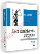 Drept administrativ european - Alexandru Ioan