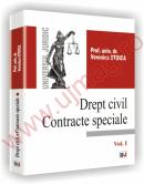 Drept civil. Contracte speciale. Vol. I - Veronica Stoica