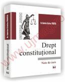 Drept constituional - Note de curs - Gabriela Cristina Frentiu