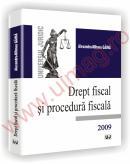 Drept fiscal si procedura fiscala - Alexandru-Mihnea Gaina