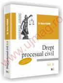 Drept procesual civil. Vol.II. Editia a II-a - Maria Fodor