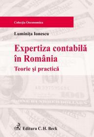 Expertiza contabila in Romania - Ionescu Luminita
