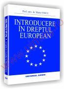 Introducere in dreptul european - Marin Voicu