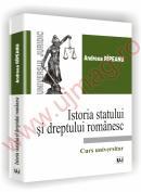 Istoria statului si dreptului romanesc - Andreea Ripeanu