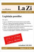 Legislatia pensiilor (actualizat la 5.02.2011). Cod 427 - Editie coordonata de lect. univ. dr. Dima Luminita