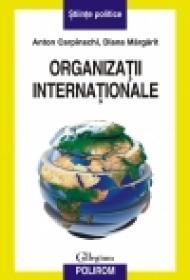 Organizatii internationale - Anton Carpinschi, Diana Margarit