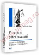 Principiile bunei guvernari - Evolutii europene si studii comparative - Emilia-Lucia Catana