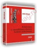 Relativitatea si opozabilitatea efectelor hotararii judecatoresti - Adina Nicolae
