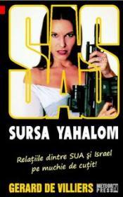 SAS 119: Sursa Yahalom - Gerard de Villiers