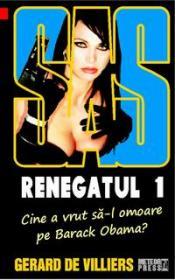 Sas 117: Renegat vol.1 - Gerard de Villiers