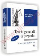 Teoria generala a dreptului Ed.a-V-a - Simona Cristea