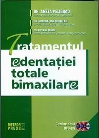 Tratamentul edentatiei totale bimaxilare - Dr. Aneta Peligrad, Dr. Simona-Ana Muntean, Dr. Roxana Manu