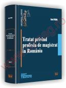 Tratat privind profesia de magistrat in Romania -2007 - Ion Popa