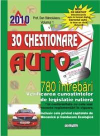 30 Chestionare auto - 2010 - Prof. Dan Stanciulescu