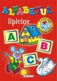 ALFABETUL LIPICIOS -
