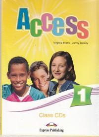 Access 1 Class CDs - Virginia Evans , Jenny Dooley