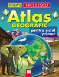 Atlas geografic pentru ciclul primar - David Wright, Rachel Noonan