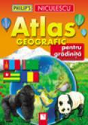 Atlas geografic pentru gradinita - David Wright, Rachel Noonan