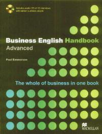 Business English Handbook Advanced CD - Paul Emmerson