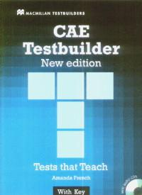CAE Testbuilders New edition+CD - Amanda French