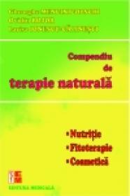 Compendiu de terapie naturala - Gheorghe Mencinicopschi, Ovidiu Bojor, Larisa Ionescu-Calinesti