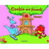 Cookie and friends Starter Classbook -