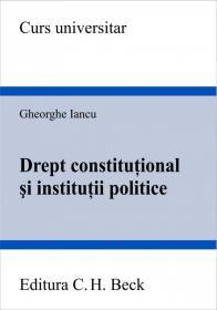 Drept constitutional si institutii politice - Iancu Gheorghe
