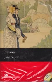 Emma Level 5 Intermediate +3 CD - Jane Austen