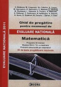 Ghid de pregatire pentru examenul de EVALUARE NATIONALA 2011. Matematica - ***