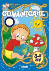 Gradinita vesela - Comunicare 3-5 ani -