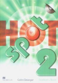 Hot Spot 2 - Student's Book +CD - Colin Granger