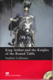 King Arthur and the Knights of The round table Level 5 Intermediate + CD - Stephen Colbourn